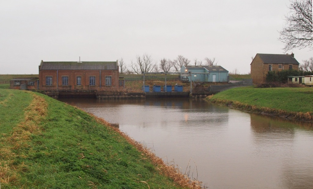 the 1948 engine house from Straight Drain by Eddy Edwards