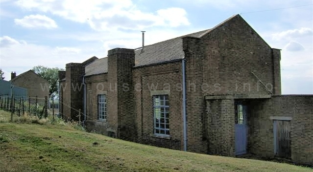 the 1948 engine house from the Old Bedford