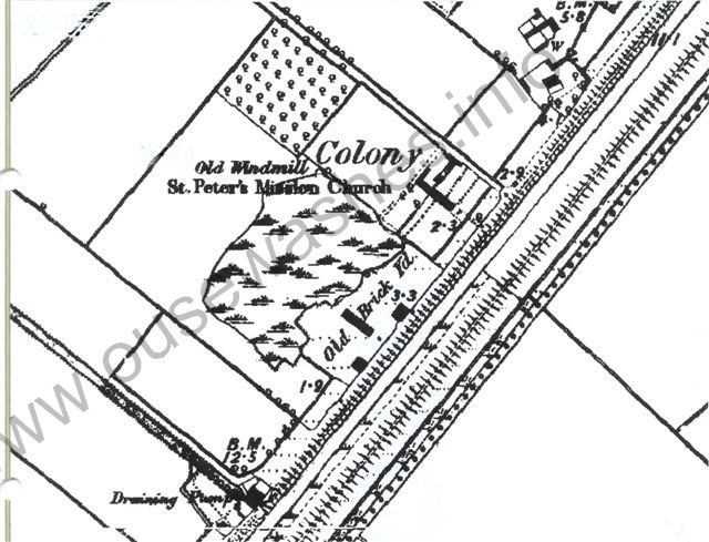 1890 1in OS map